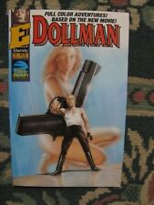 Dollman ( Full Moon ) complete set 1-4 BRAND NEW