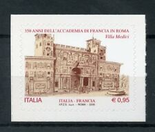 Italy 2016 MNH Villa Medici French Academy 350th Anniv JIS France 1v S/A Set