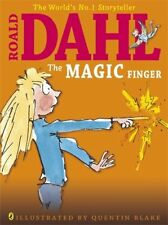 The Magic Finger (Dahl Picture Book) by Dahl, Roald Book The Cheap Fast Free