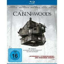 GODDARD/JENKINS/+ - THE CABIN IN THE WOODS BD  BLU-RAY THRILLER/HORROR NEU