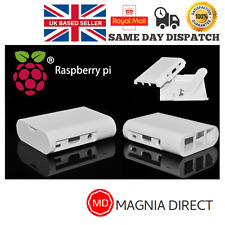 White Portable Housing Case Box Enclosure Raspberry Pi 2/3 B -  FAST UK DISPATCH
