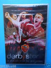 as roma derbystory derby story rome roma francesco totti montella de rossi dvd f