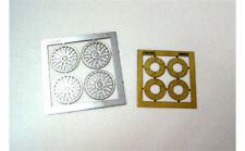 NINCO 80731 Set 4 cerchioni + 4 dischi freno in fotoincisione scala 1/32