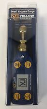 Yellow Jacket Jacket Omni Digital Vacuum Gauge with 1/4 Coupler 69020