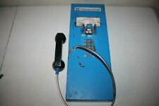 Vintage Charge A Call Payphone No Coins Movie Prop Prison Pay Phone Man Cave!