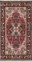 Geometric Traditional Oriental Area Rug Wool Hand-Knotted Home Decor Carpet 3x5