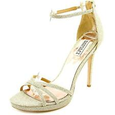 Badgley Mischka High (3 in. and Up) Canvas Shoes for Women