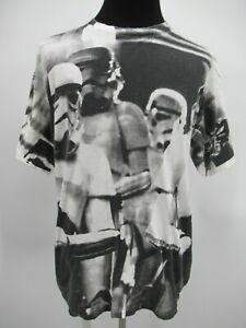 P5151 VTG Men's Star Wars Saga Darth Vader Character T-Shirt Size 2XL