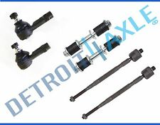 New 6pc Complete Front Suspension Kit for Mitsubishi Lancer FWD