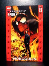 COMICS: Ultimate Spider-Man: Hobgoblin tradepaperback (2005, 1st Print)