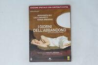DVD I GIORNI DELL'ABBANDONO  2005 BUY, ZINGARETTI, BREGOVIC [ER-058]
