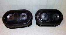 Terra AC.WF16 Black All Climate Outdoor Speakers Pair