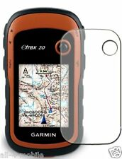 3 NEW FRONT Anti graffio Schermo Cover Protezione Pellicola Per Garmin eTrex 20 / 30-GPS