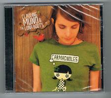 CLAUDINE MUNO & THE LUNA BOOTS - CARMAGNOLES - CD 12 TRACKS - 2011 - NEUF NEW