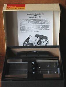 Kodak EC40 Stack Loader For Kodak Carousels w/Box & Instructions