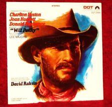 OST  WILL PENNY  DAVID RAKSIN  1968  DOT STEREO  SEALED