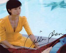 AUTOGRAPHE SUR PHOTO 20 x 25 de Lin-Dan PHAM (signed in person)