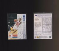 1994-95 Upper Deck Collectors Choice International French #379 - Grant Hill RC