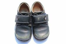 """Startrite Navy Blue Leather """"Galactic"""" Shoes Size 6F UK (Child)"""