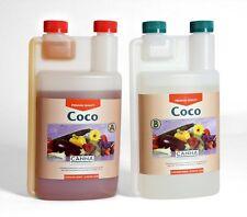 CANNA COCO A+B 2X1L -cocco hydroponic grow bloom - crescita e fioritura