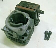 Weed Eater Ght17 Hedge Trimmer Cylinder Muffler Assembly Part 530069659