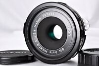 Nikon GN Auto Nikkor C 45mm f2.8 Ai Converted Pancake Lens From Japan #152