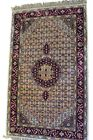 Indo-Bidjar Hand Knotted Silk Rug 3x5
