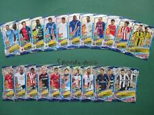 Topps Champions League 2016 17 all 21 Duo Forward Midfield Match Attax UEFA