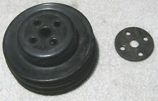 Ford Thunderbird Turbo Coupe Water Pump Pulley 3 Row 23 Mustang Svo 1985