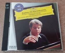 BRAHMS - PIANO CONCERTOS NOS. 1 & 2 plus [Gilels/Jochum] 2 CDs