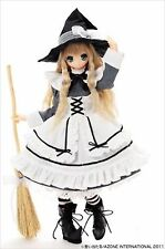 AZONE EX Cute Witch Girl Koron Little Witch of the Wind 1/6 Fashion Doll Figure