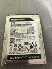 """Western Digital Black HTS721010A9E630 1TB 2.5"""" 7200RPM SATA 6GB's HD"""