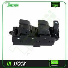 Electric Power Window Switch Front LH Auto Down for 2003-2005 Mazda Mazda6