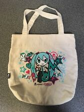 Tokidoki Hatsune Miku Unicorno SDCC 2015 Exclusive Tote Canvas Bag