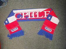 Chile Football Supporters Scarf