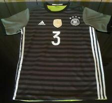 adidas DFB Deutscher Fußball-Bund Wende Trikot World Champions 2014 Gr S Hector