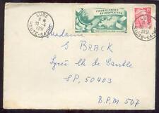 FRANKREICH 1951 FEDERATION EUROPEENNE (L6677a