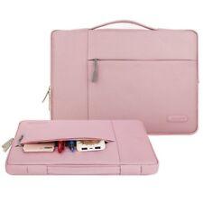 Maletín para Ordenador portátiles  Multifuncional Funda Bolso Notebook Rosado