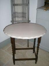 Vintage/Retro Oval Side & End Tables