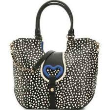 Betsey Johnson Loop Di Loo Tote Bag New w/ Tags Black