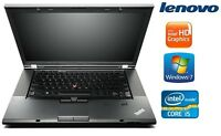 Lenovo Thinkpad T410 Intel Core i5 520M 2,4GHz 4GB 250GB Windows 7 Prof B-Ware