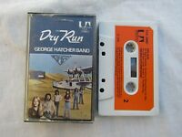 CASSETTE GEORGE HATCHER BAND DRY RUN ua tck 29997