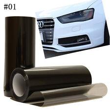 Tint Auto Car Smoke Fog Light Headlight Taillight Tint Vinyl Film Sheet Stickers