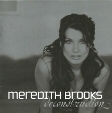 Meredith Brooks - Deconstruction 1999 USA CD album CD