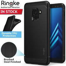 Samsung Galaxy A8 A8 Plus 2018 Case RINGKE Onyx Flexible TPU Anti-shock Cover