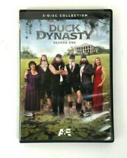 Duck Dynasty: Season One (DVD, 2012, 3-Disc Set) - Very Good Condition