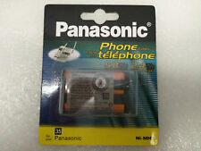 1x New Panasonic 3.6V 650mAH Rechargeable Battery NI-MH HHR-P107 KX-TG3021