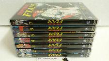 Lot 7 DVD Capitaine Flam Captain Future Intégrale epoque Goldorak ORTF Rare VF