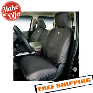 Covercraft Vehicle Protection Seat Covers SeatSaver Second Row Polycotton Charcoal SS8441PCCH