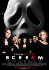 Scream 4 Original Movie Prop Ghostface mask Production used